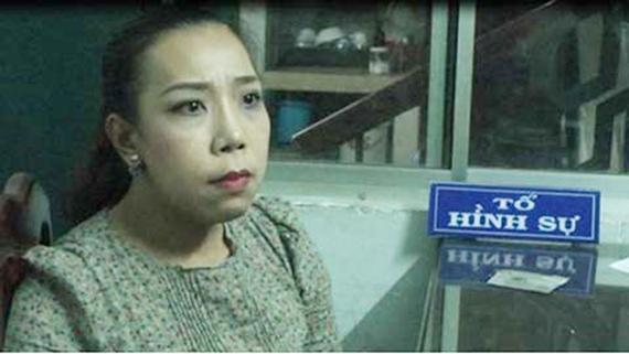 Nữ phóng viên bị bắt quả tang đang nhận tiền doanh nghiệp