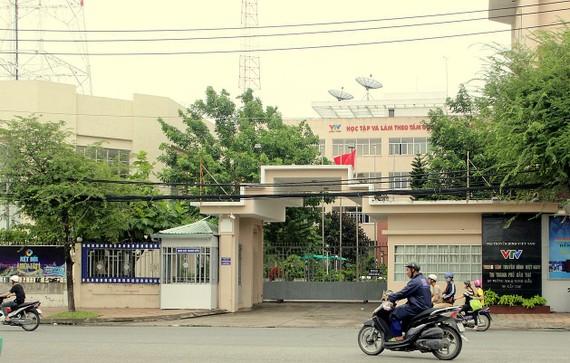 Trụ sở VTV tại Cần Thơ