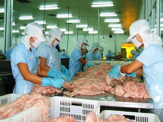 Xuất khẩu cá tra năm 2019 phấn đấu đạt 2,4 tỷ USD