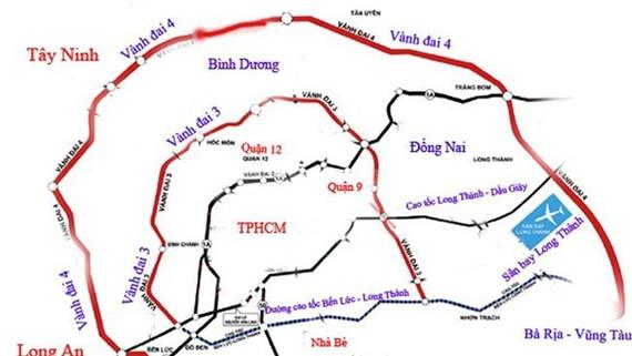 Khẩn trương xây dựng đường Vành đai 3 kết nối giao thông vùng