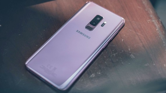 Galaxy S9+ 128GB phiên bản Lilac Purple