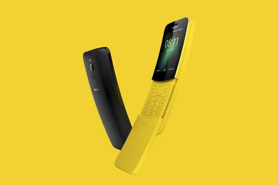 Hiện Di động Việt đã cho đặt Nokia 8110 4G màu vàng