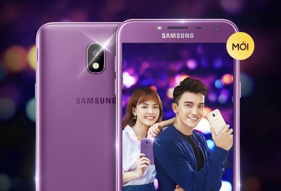 Samsung Galaxy J4 kèm đặc quyền Quà tặng Galaxy