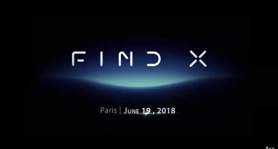 OPPO Find X sẽ chính thức được ra mắt vào ngày 19-6