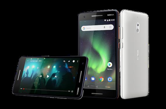 Nokia 2.1 bán với giá 2.590.000 đồng.