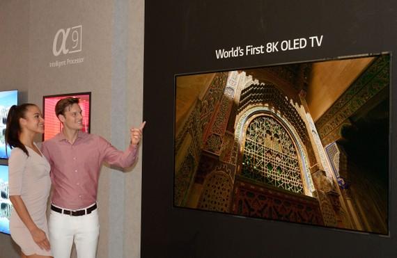 TV 8K của LG