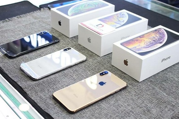 iPhone Xs, iPhone Xs Max tại Di Động Việt