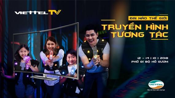 Internet Viettel TV với nhiều tính năng tiện dụng