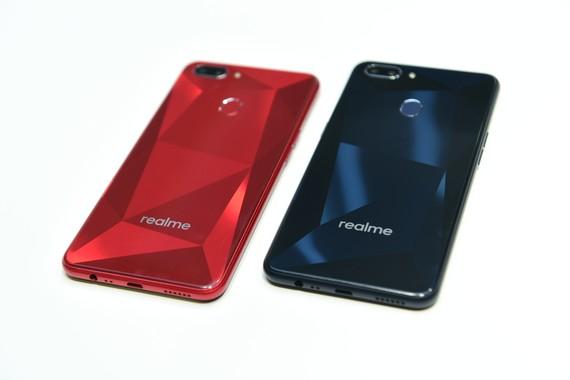 Realme đã chính thức có mặt tại Việt Nam