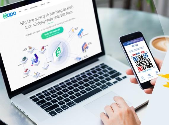 QR Code giúp giao dịch tiện dụng hơn