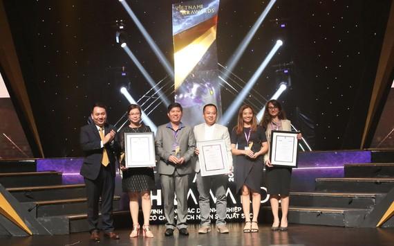 Thế Giới Di Động đã nhận được các giải thưởng