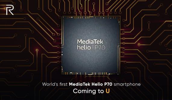 Realme hợp tác MediaTek