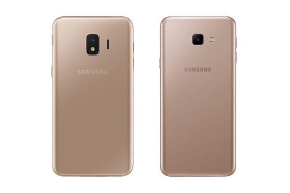 Galaxy J2 Core và J4 Core