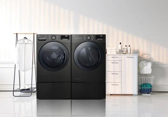 Máy giặt sấy LG TWINWash