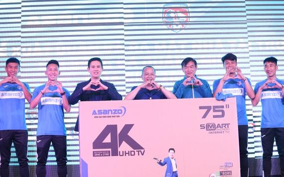 Asanzo đồng hành cùng các sự kiện thể thao trong nước
