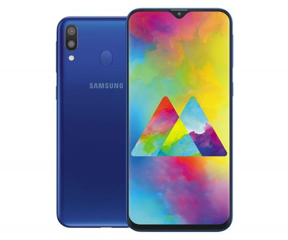 Samsung Galaxy M20 với những thiết kế mới mẻ