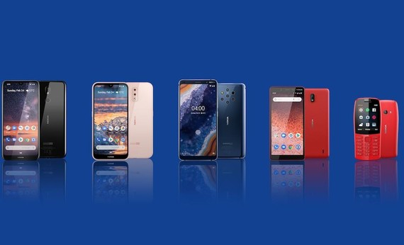 Những sản phẩm mới của Nokia
