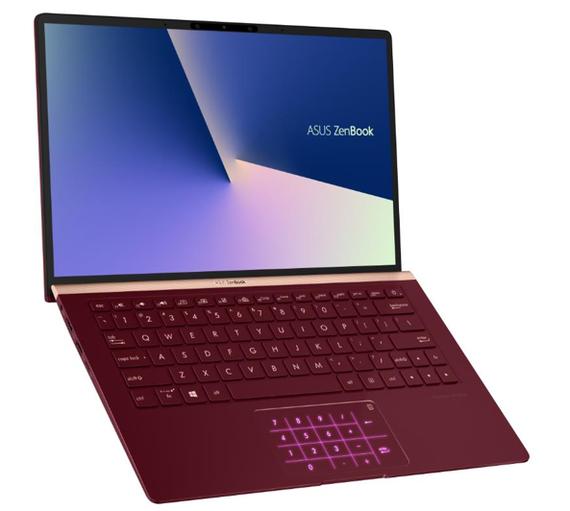 ASUS ZenBook 13 phiên bản Đỏ Burgundy