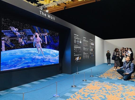 TV The Wall tạo sự thích thú với giới công nghệ