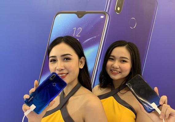 Realme 3 chính thức ra mắt thị trường Việt Nam