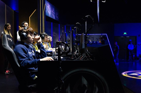 Giải đấu trong Riot Games