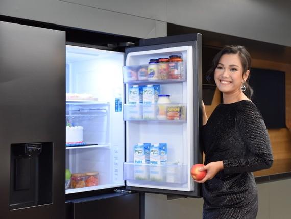 Tủ lạnh RS5000 của Samsung