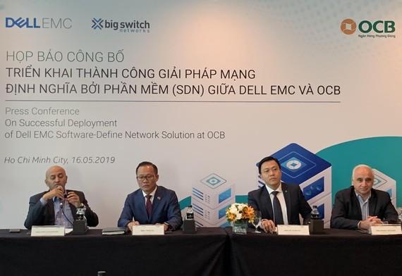 OCB và  Dell EMC Việt Nam triển khai thành công giải pháp SDN