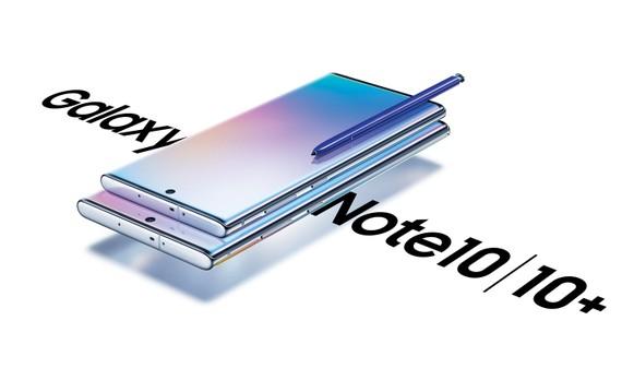 Note của Samsung với Spen đặc trưng