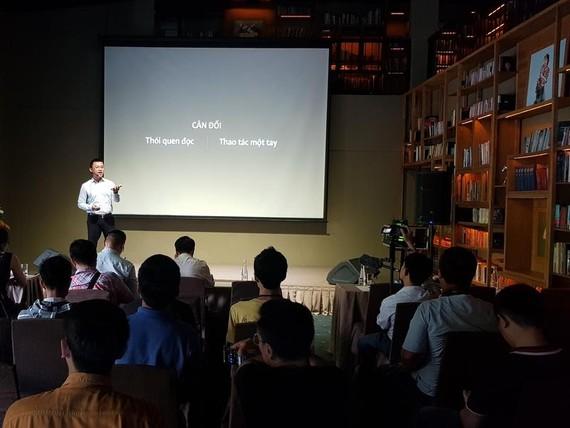 Huawei trình làng hệ điều hành EMUI 10 tại thị trường Việt Nam