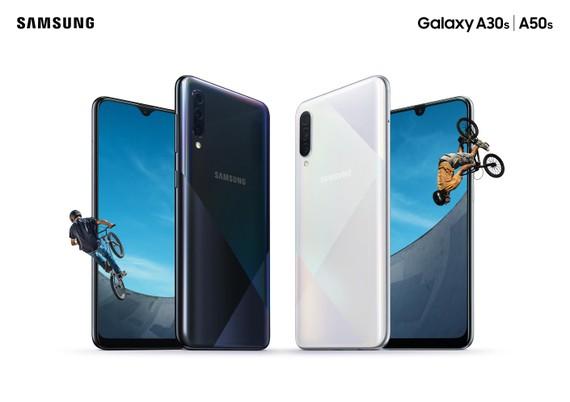 Samsung ra mắt Galaxy A50s và Galaxy A30s tại thị trường Việt Nam