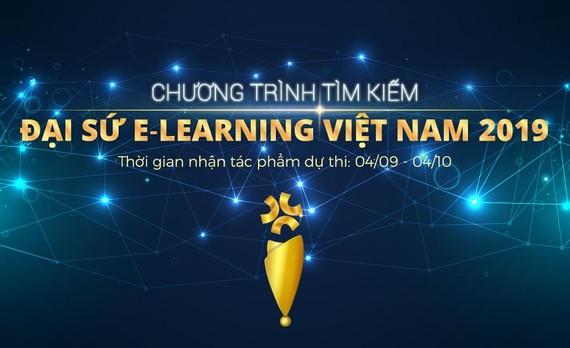 Tìm kiếm Đại Sứ E-Learning Việt Nam đã bắt đầu nhận bài dự thi