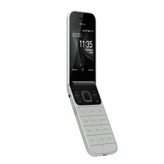 Nokia 2720 Flip điện thoại nắp gập với mạng 4G