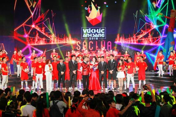 Dàn sao Việt hùng hậu sẽ tham dự cầu truyền hình đón chào năm mới 2019