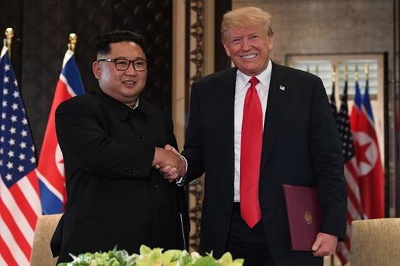 美朝领导2月底在越南举行第二次会晤