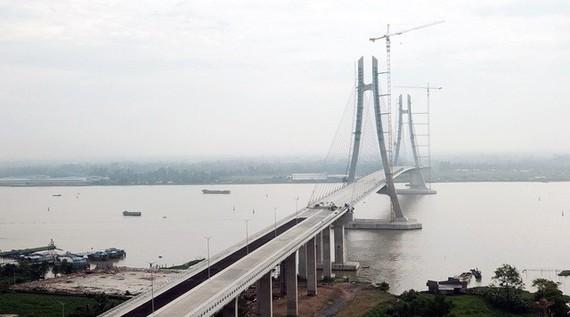 環貢橋預今年6月正式運營