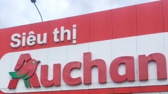 Vietnamese retailer takes over Auchan's supermarkets