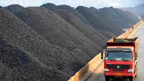 Import of coal on increase