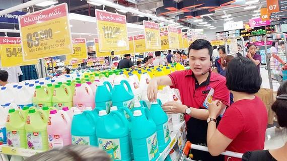 Doanh nghiệp ngành sản phẩm tẩy rửa có nhiều cơ hội kinh doanh