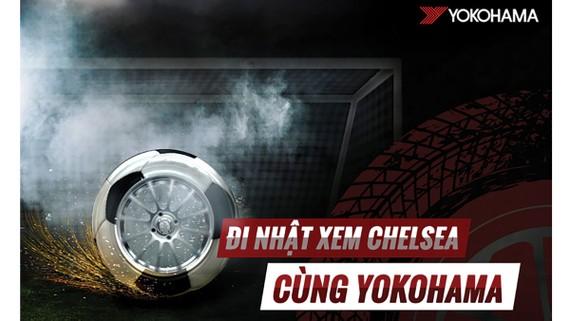 """Đã có 2 khách hàng """"Đi Nhật xem Chelsea cùng Yokohama"""""""