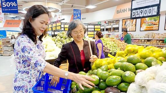 Saigon Co.op bao tiêu nông sản sạch, an toàn