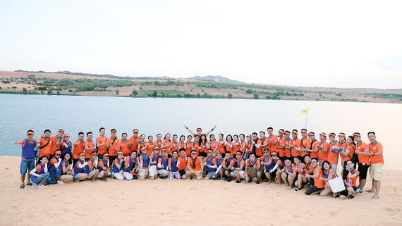 Hành trình kết sức mạnh nối thành công - Company Trip TST tourist 2019