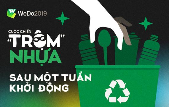Vì môi trường không rác thải nhựa