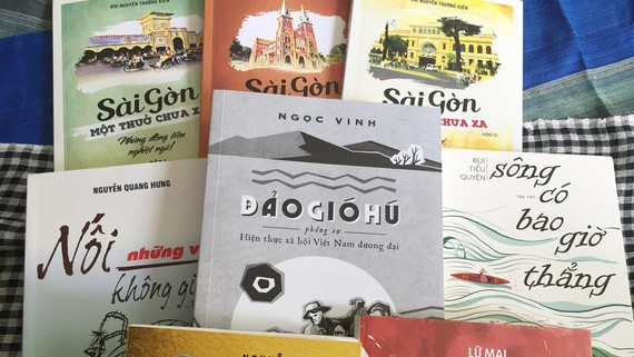 Những đầu sách ra mắt dịp này đa dạng và phong phú về thể loại, nội dung