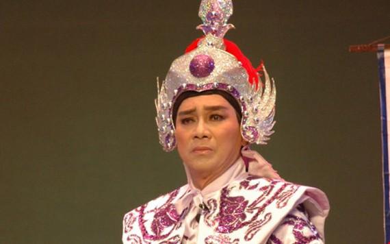 Cai luong actor Thanh Sang