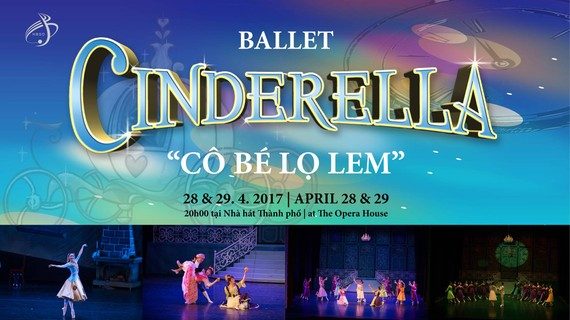 "HBSO performs classic ballet ""Cinderella"""
