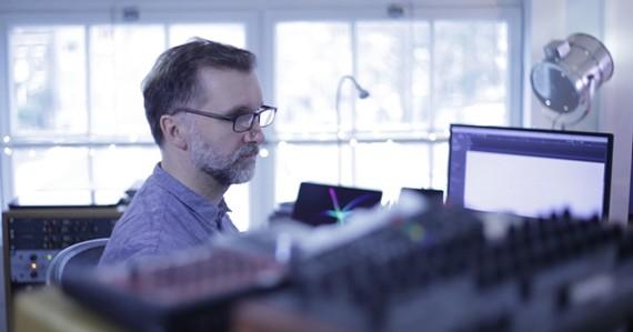 British composer Michael Price