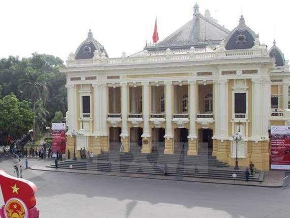 Hanoi Opera House (Photo: VNA)