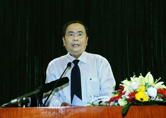 Tran Thanh Man is appointed new President of VFF Central Committee (Source: VNA)