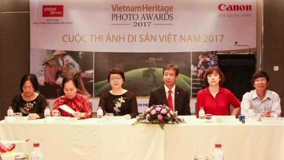 'Vietnam Heritage Photo Awards' 2017 launched