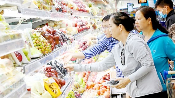 Vietnam's vegetable and fruit import increases